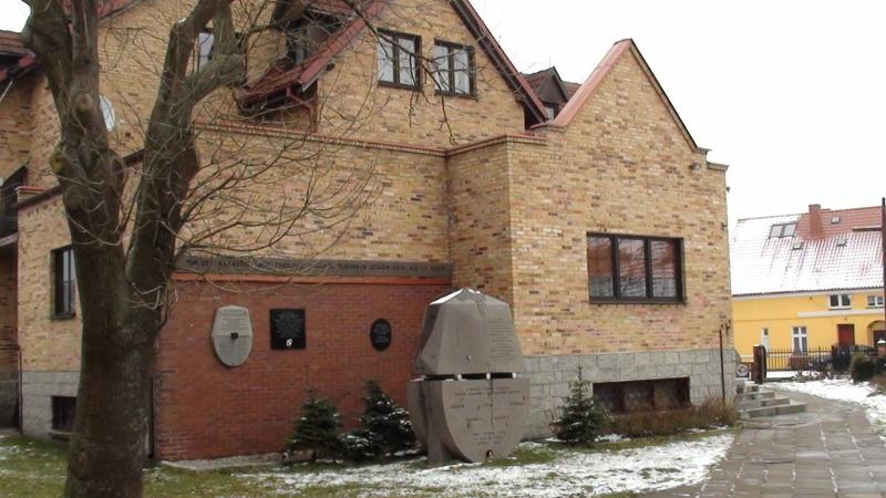Darłowo Kościół dla wczasowiczów w Darłówku