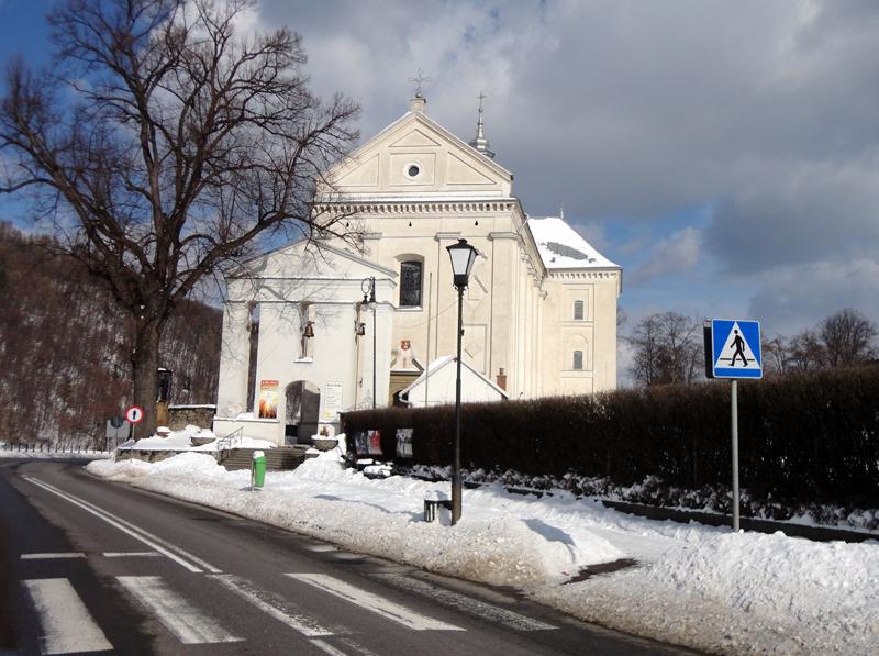 Muszyna. Stolica biskupiego państwa