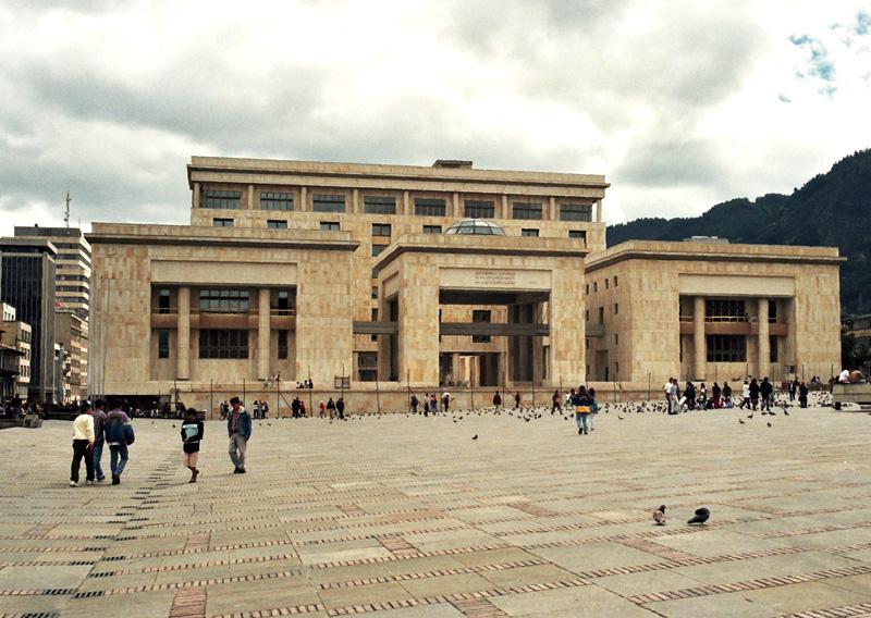 Bogota. Od katedry do muzeum złota