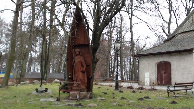 Darłowo. Gotycka kaplica św. Gertrudy