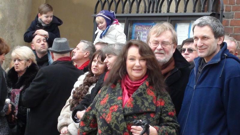Kraków. Święconki 2013 na Rynku Głównym