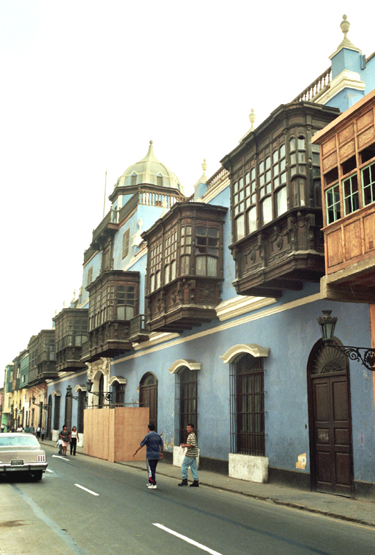 Lima. Zabytki peruwiańskiej stolicy