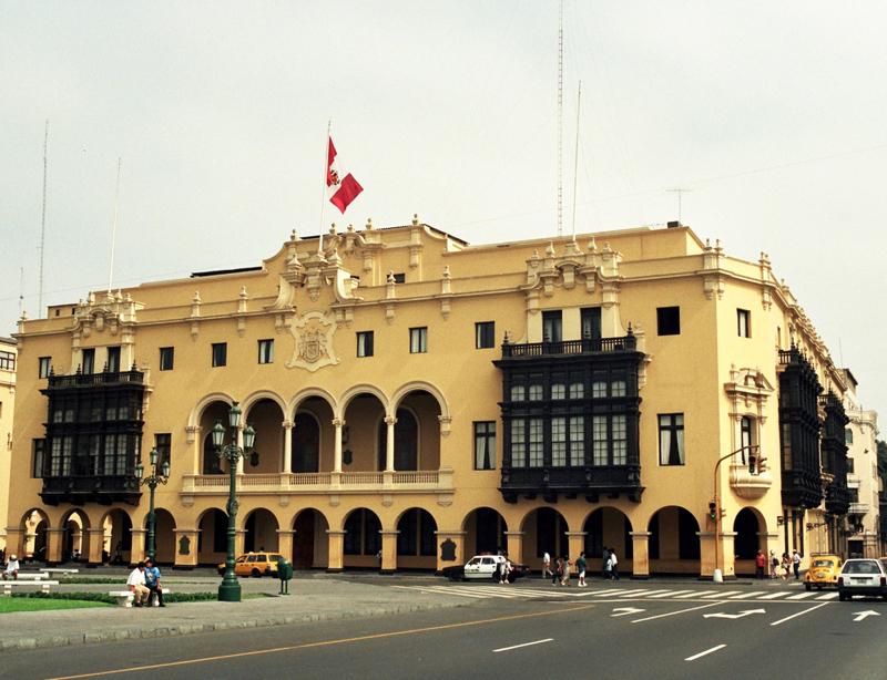 Lima Zabytki peruwiańskiej stolicy