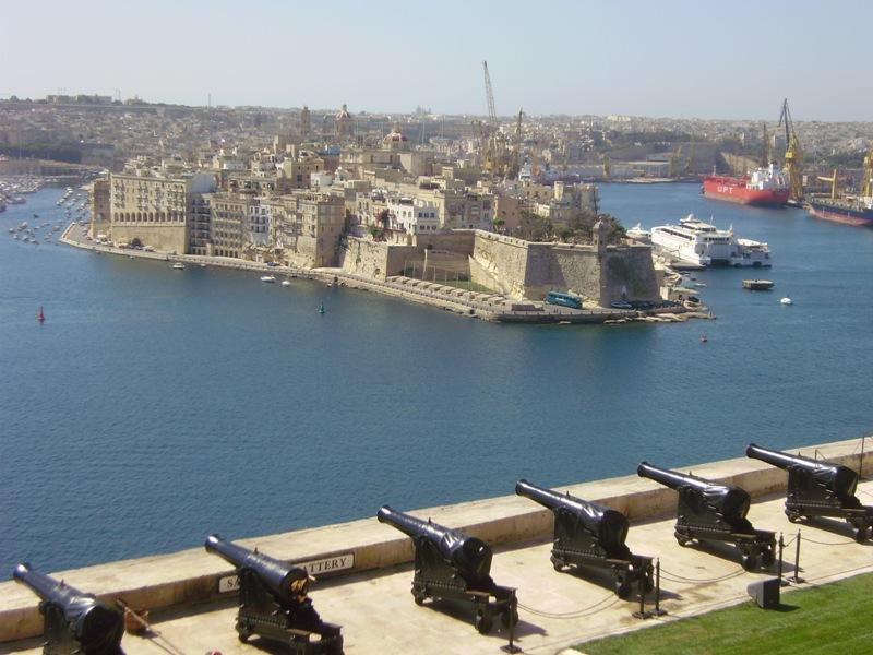Malta. Festiwal Sztucznych Ogni