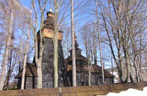 Powroźnik Najstarsza wśród łemkowskich cerkwi