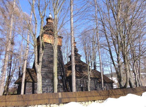 Powroźnik. Najstarsza wśród łemkowskich cerkwi