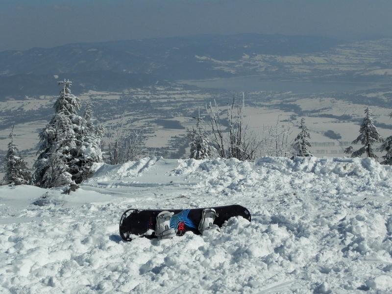 Skrzyczne. Piękna narciarska beskidzka góra