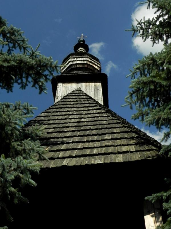 Maniowy. Wieś z widokiem na jezioro pod Tatrami