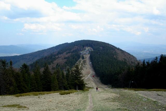 Klimczok Szlakiem z Szyndzielni przez Magurę