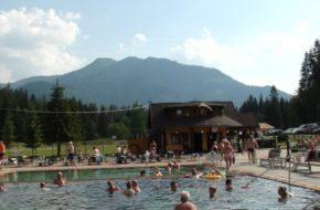 """Oravice """"Stare"""" baseny termalne w nowej szacie"""