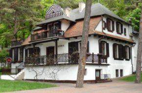 Jastrzębia Góra Najsłynniejszy kurort II Rzeczypospolitej