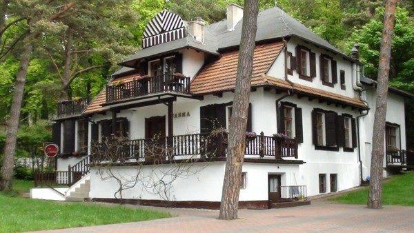 Jastrzębia Góra. Najsłynniejszy kurort II Rzeczypospolitej
