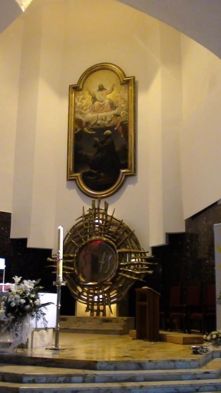 Jastrzębia Góra. Kościół św. Ignacego Loyoli