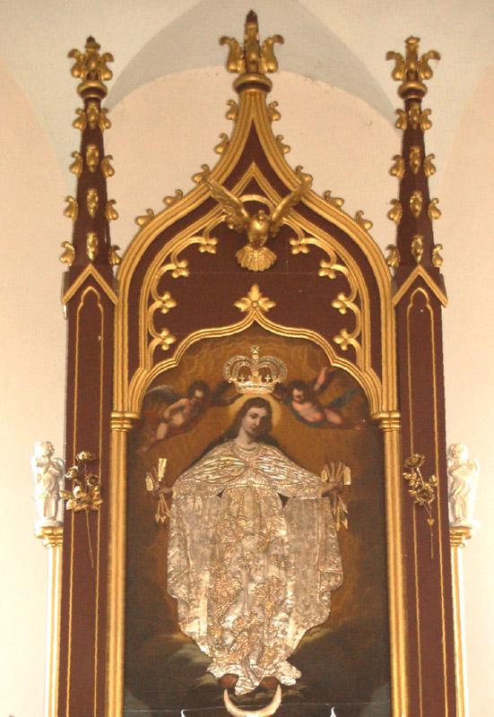 Kosów Poleski. Kościół Świętej Trójcy