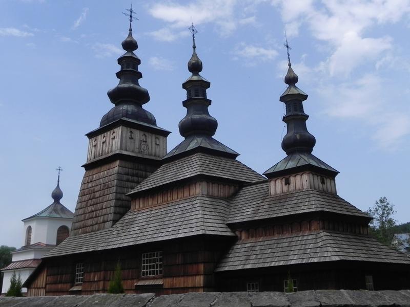 Owczary. Drewniana cerkiewka na liście UNESCO