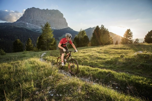 Południowy Tyrol Rowerem przez Dolomity