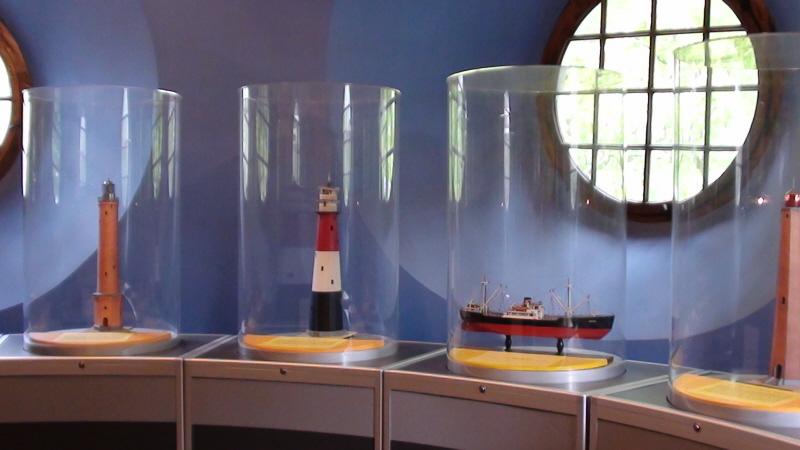 Rozewie Muzeum w latarnianej osadzie