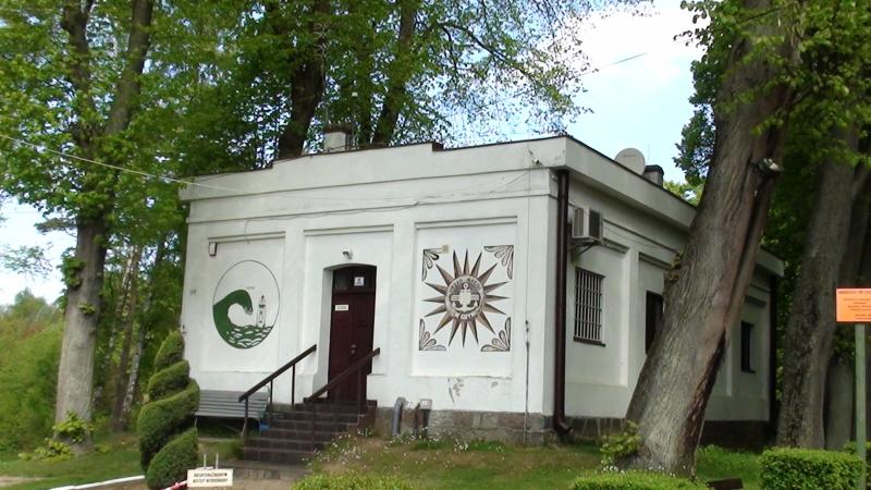 Rozewie. Muzeum w latarnianej osadzie