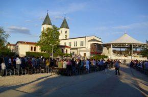 Međugorje Słynne sanktuarium na Bałkanach