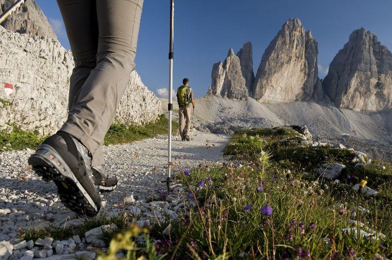 Południowy Tyrol Wędrownym krokiem przez Dolomity
