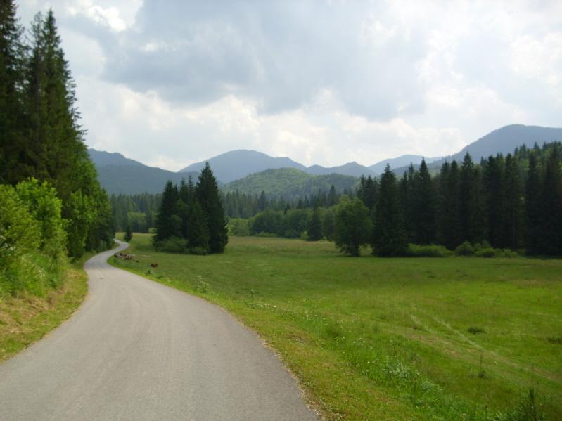 Dolina Bobrowiecka . Z osady Oravice do Siarkowego Źródła