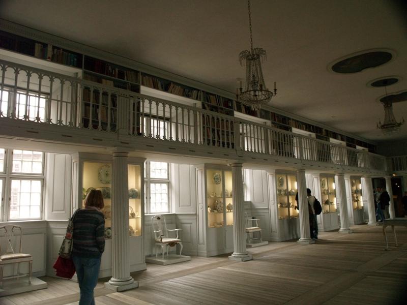 Kolding. Ruiny królewskiej rezydencji