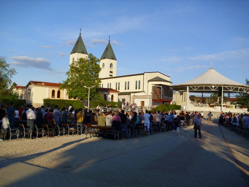 Međugorje. Słynne sanktuarium na Bałkanach