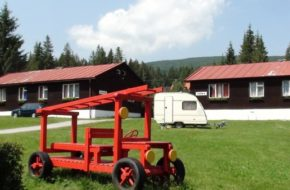 Oravice Turystyczna osada pod Tatrami