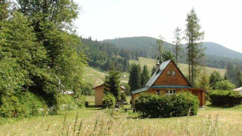 Oravice. Turystyczna osada pod Tatrami
