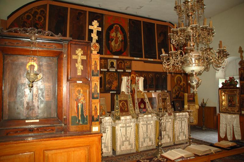 Wojnowo. W dawnym klasztorze starowierców
