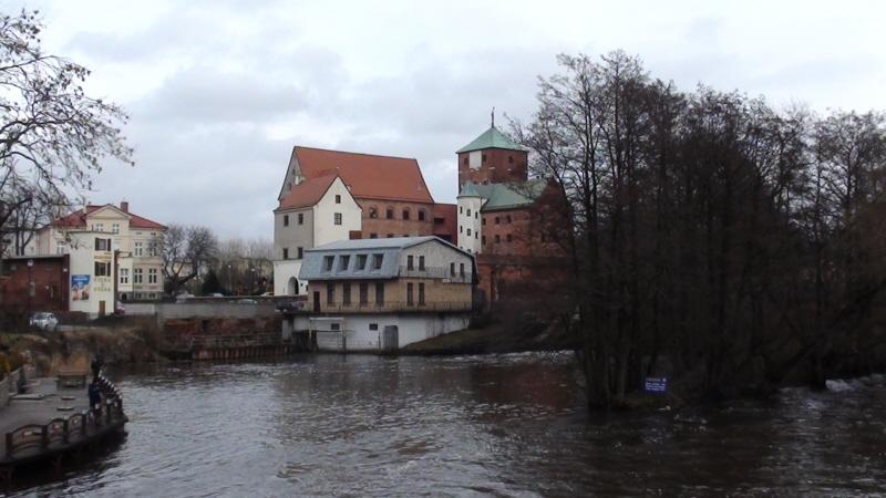 Darłowo. Zamek Książąt Pomorskich