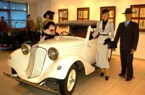 Kopřivnice Muzeum samochodów Tatra