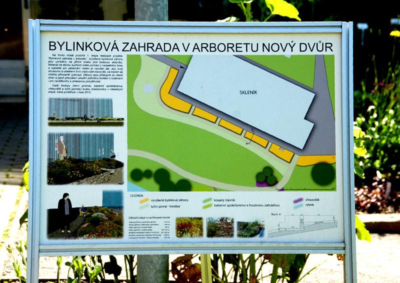 Nový Dvůr Stěbořice. Uprawy w śląskim arboretum