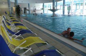 Bardejovské Kúpele Dwa kąpieliska w uzdrowisku