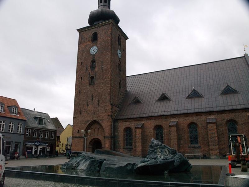 Horsens. Miasto Vitusa Beringa