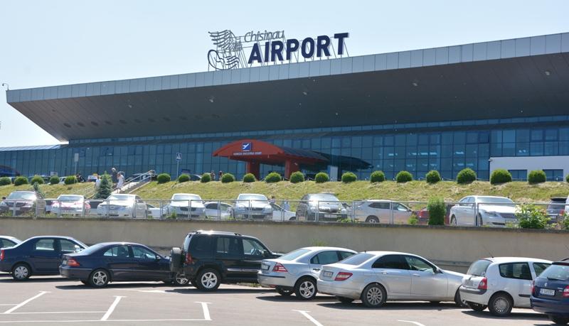 Kiszyniów Wielki ruch na lotnisku