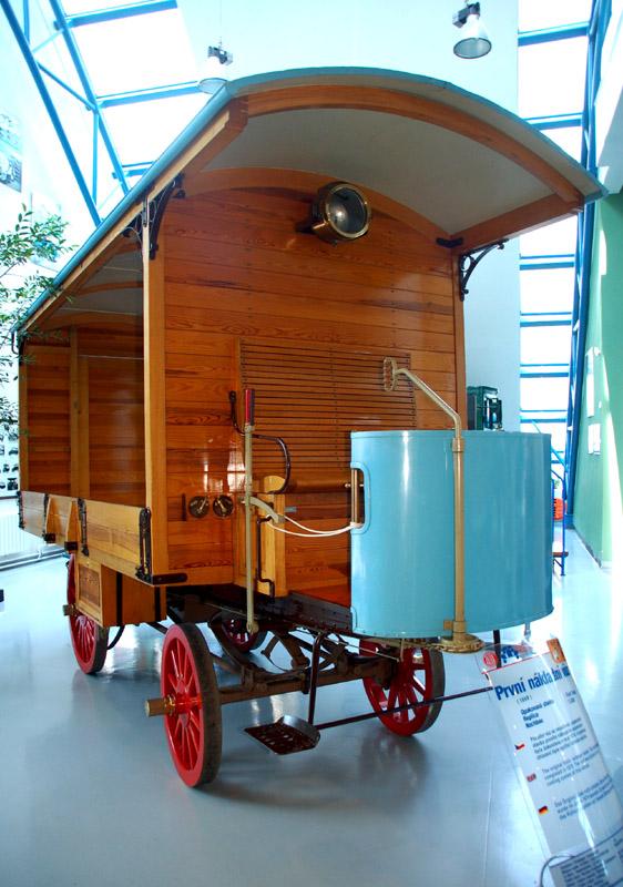 Kopřivnice. Muzeum samochodów Tatra