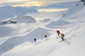 Arlberg Kolebka narciarstwa alpejskiego