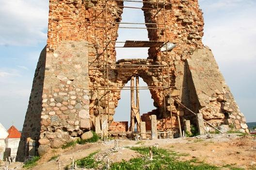 Nowogródek Na gruzach witoldowego zamku