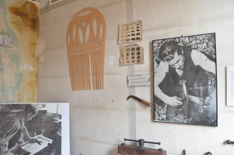 Ézy-sur-Eure. Światowe centrum produkcji… grzebieni