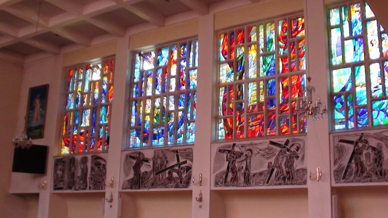 Kosarzyska. Kościół parafialny budowali wszyscy
