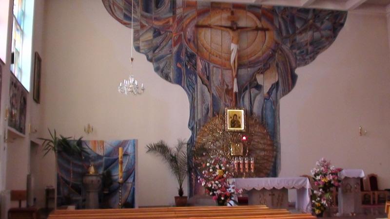 Kosarzyska Kościół parafialny budowali wszyscy