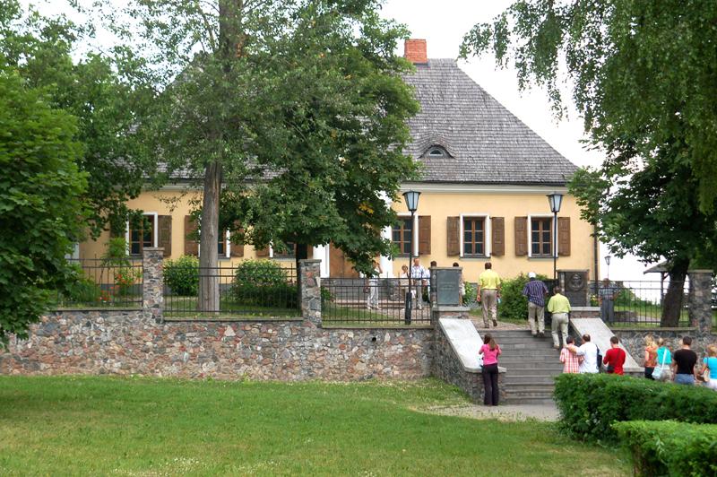 Nowogródek Rodzinny dom Adama Mickiewicza