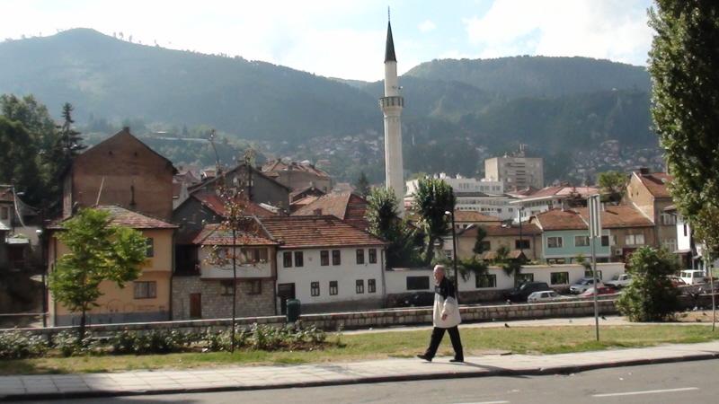 Sarajewo Miasto dźwignięte z pożogi