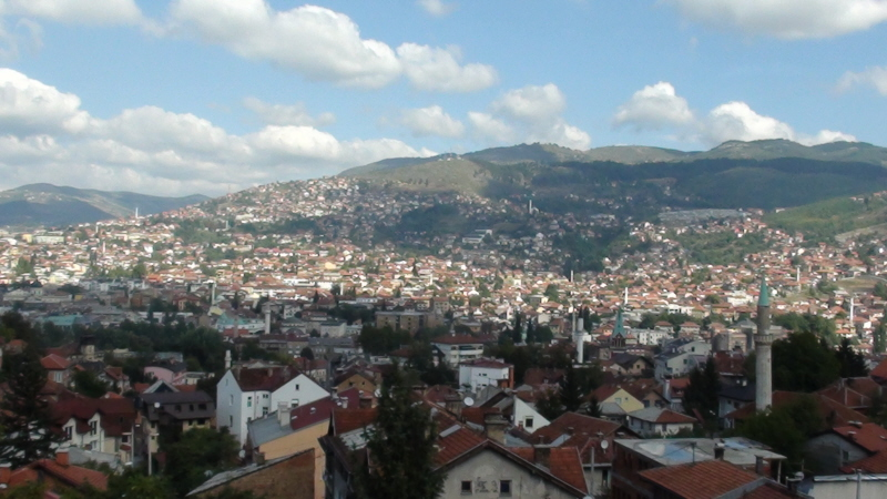 Sarajewo. Miasto dźwignięte z pożogi