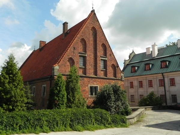 Sandomierz. Dom Jana Długosza
