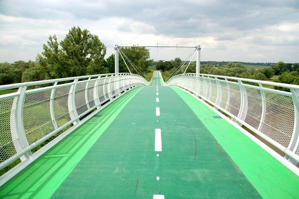 Devínska Nová Ves. Most Wolności zamiast Żelaznej Kurtyny