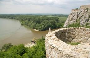 Devin Prastary gród nad Dunajem