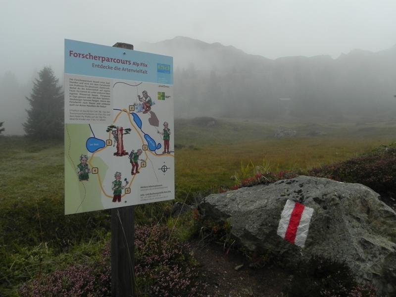 Alp Flix Co robić, by dzieci chciały iść w góry?