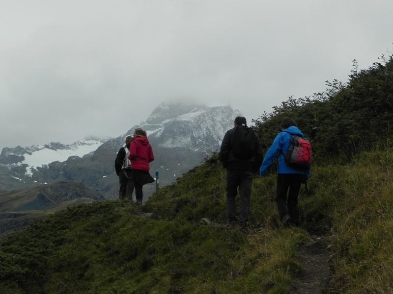 Alp Flix. Co robić, by dzieci chciały iść w góry?